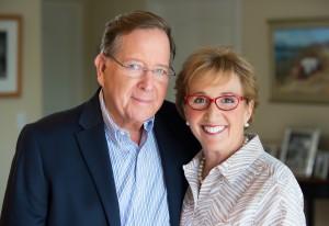 Peggy and Richard Wolman